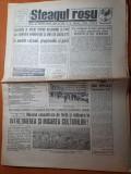 Ziarul steagul rosu 1 iunie 1985-articole si foto despre judetul bacau
