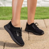 Pantofi sport dama negri Hyndea