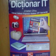 d8 Dictionar IT - Cristian Dinu