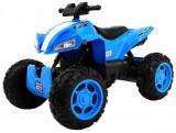 Quad electric Sport Run 4x4, albastru