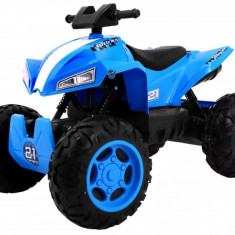 Quad electric, Sport Run 4x4, albastru