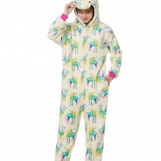 PJM177-94 Pijama intreaga kigurumi, model unicorn