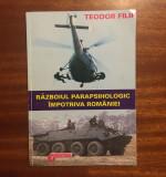 Filip - Războiul Parapsihologic împotriva României (cu autograf FLORIN PIERSIC!)