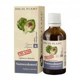Normocolesterol tinctura fara alcool, 50ml, Dacia Plant
