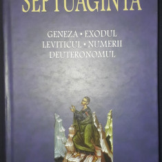 Septuaginta 1 (Geneza, Exodul, Leviticul, Numerii, Deuternomul)