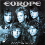 VINIL   Europe – Out Of This World   ( VG+ )