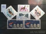 """ROMANIA  -  1965 , timbre  deparaiate , MNH (toate sau """"cu bucata"""")"""