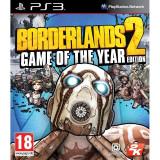 BORDERLANDS 2 GOTY - PS3