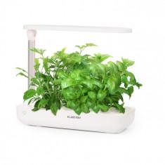 Klarstein GrowIt Flex, grădină inteligentă interioară, 9 de plante, 18 W, LED, 2 litri