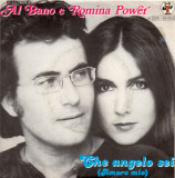 Al Bano & Romina Power - Che Angelo Sei (Amore Mio) (1982) Disc vinil single 7""
