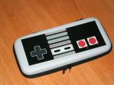 Nintendo Switch - Husa hardcase Eva pentru consola, model NES , noua