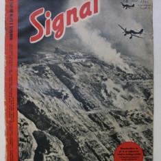 REVISTA ' SIGNAL ' , EDITIE IN LIMBA ROMANA , NUMARUL 2 DIN NOEMVRIE 1942