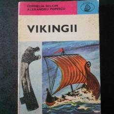 CORNELIA BELCIN - VIKINGII