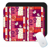 Fluture Floral : Cadou Mouse pad : Model fara sudura Daisy Patchwork Frame Border Mother, Generic