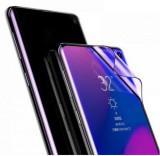 Folie Protectie Full Screen Baseus Anti-explosion SGSAS10P-KR01 pentru Samsung Galaxy S10 Plus G975 (Negru)