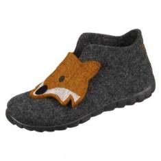 Papuci Copii Superfit Happy Lavagna Kombi Wollfilz 08002954700