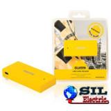 Cititor de card USB Barcelona, galben, Sweex