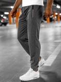 Pantaloni de trening grafit Bolf JX1009