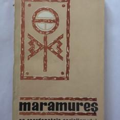 Maramures pe coordnatele socialismului, august 1969, Sectia de propaganda ...