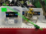 Mulineta Samurai Editie Gold 2020 Marime 6000 Rulmenti 7 Valigeta Plastic Cadou, Baitrunner, Fishing Line - FL