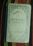 Tite-Live Titus Livius Ab Urbe Condita cartile XXI, XXII, text latin comentat