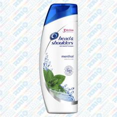 Șampon Head&Shoulders Menthol, 200 ml, anti-mătreață, pentru păr normal
