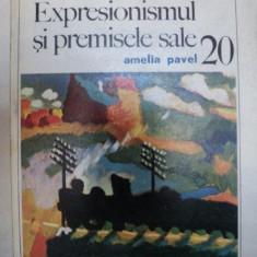 EXPRESIONISMUL SI PREMISELE SALE- AMELIA PAVEL- BUC.1978