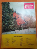 Flacara 1 februarie 1975-art.si foto orasul alba iulia,orasul videle,marin preda