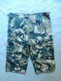 Pantaloni ¾ camuflaj NATO; 6 buzunare. Marime L, vezi dim.; impecabili, ca noi