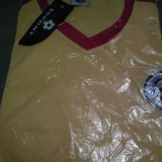 Tricou Romania galben, Tricouri, L, Fotbal, American Retro