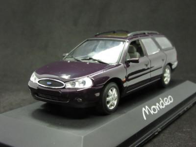 Macheta Ford Mondeo break Minichamps 1:43 foto
