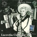 CD Lucreția Ciobanu – Lucreția Ciobanu, original, holograma