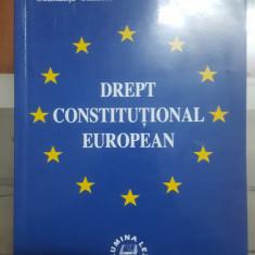 C. Călinoiu și V. Duculescu, Drept constituțional european, București 2008