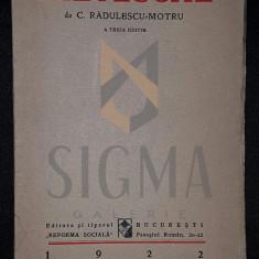 FR . W . NIETZSCHE - C . RADULESCU - MOTRU