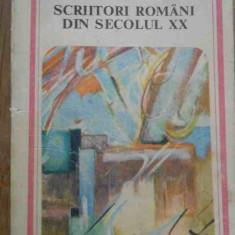 Scriitori Romani Din Secolul Xx - Tudor Vianu ,278031