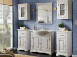 Set Mobilier pentru baie, 7 piese, Romantic XL