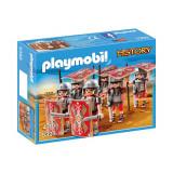 Set figurine Playmobil History - Soldati Romani
