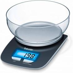 Cantar de bucatarie Beurer KS25 3 kg 1.2l negru