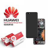 Cumpara ieftin Display cu touchscreen Huawei P40 Pro, Original, Black