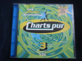Various - Charts Pur, vol. 3 _ cd, compilatie _ ZYX (1995, Germania)