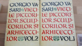 Vietile pictorilor, sculptorilor si arhitectilor1,2- Giorgio Vasari