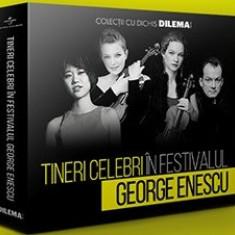 Festivalul George Enescu (4 CD - Dilema - NM)