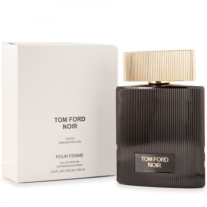 Tom Ford NOIR Pour Femme 100ml | Parfum Tester+ CADOU