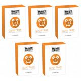 Oferta 5 cutii x 3 buc. Prezervative care intarzie ejacularea Secura Good Timer Retarding
