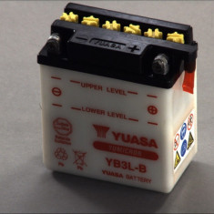 Yuasa baterie scuter maxiscuter YB3L-B 99x57x111 12V 3Ah 32A Yamaha