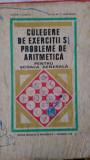 Culegere de exercitii si probleme pt. scoala generalaV.Iliescu,N.Marinescu1970