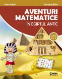 Cumpara ieftin Aventuri matematice in Egiptul antic - Clasa 2, Corint