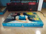 Cumpara ieftin JOC VECHI ROMANESC : ALBA CA ZAPADA SI CEI SAPTE PITICI ( BASM IN BUCATELE )