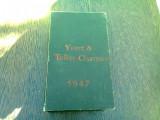 CATALOGUE DE TIMBRES-POSTE 1947
