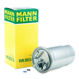 Filtru Combustibil Mann Filter Skoda Superb 1 3U4 2001-2008 WK853/3X